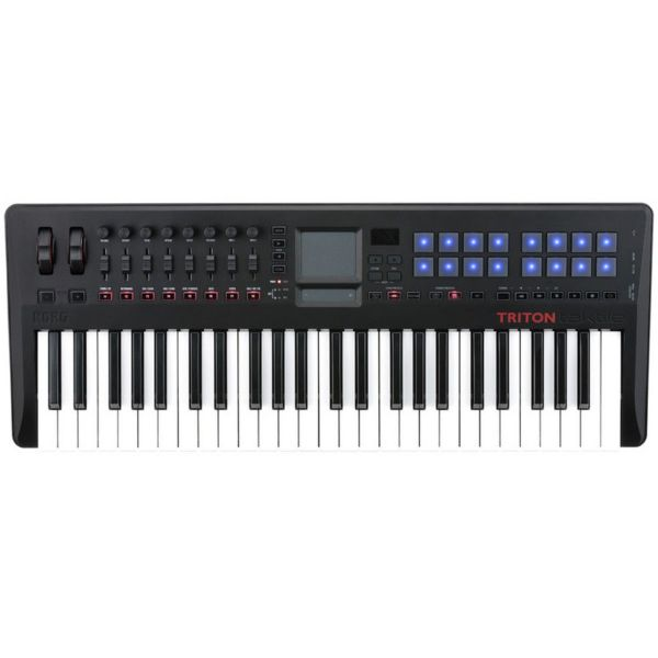 Korg TRITON Taktile-49 49 Key Controller Keyboard with Triton Sounds